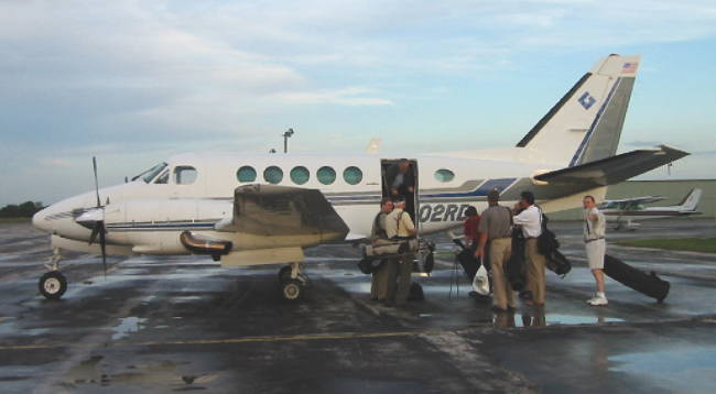 A picture named KingAir to Mackinac.jpg