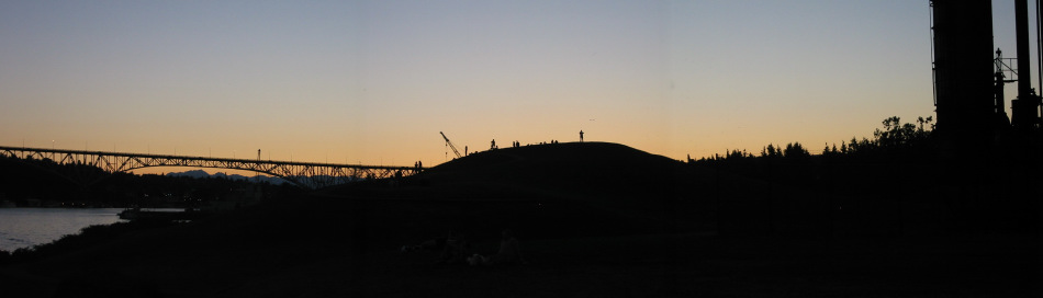 A picture named Gasworks Park Sunset.jpg